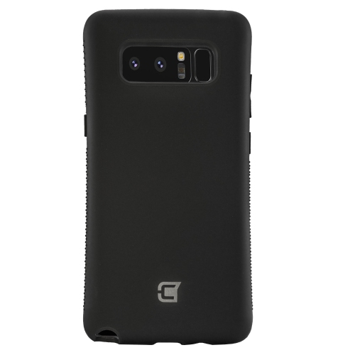 Caseco Fitted Hard Shell Case for Samsung Galaxy Note 8 - Black
