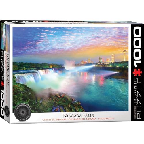 Eurographics Niagara Falls Puzzle