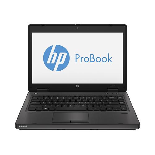 HP PROBOOK 6470b I5 3320M 2.6 GHZ 4GB 250GB 14.0W DVD/RW WIN10 HOME WEBCAM - Refurbished