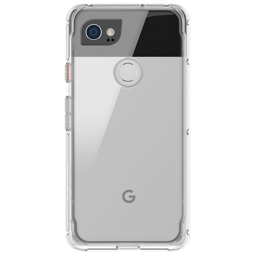 Griffin Survivor Fitted Soft Shell Case for Pixel 2 XL - Clear