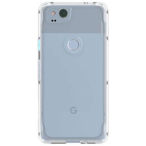 Griffin Survivor Fitted Soft Shell Case for Pixel 2 - Clear