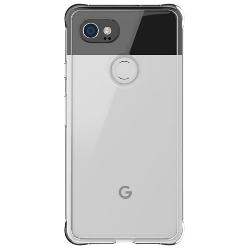 Griffin Reveal Fitted Soft Shell Case for Pixel 2 XL - Clear