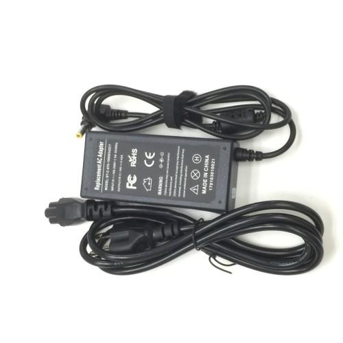 65W AC adapter charger cord for Toshiba Satellite U845 U845T U845W
