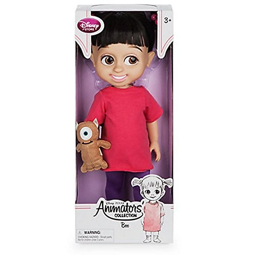 69b9e708f5a Disney Animators  Collection Boo Doll - Pixar Monsters Inc - 16   - New -  Online Only