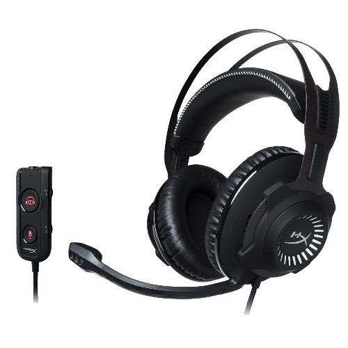 HyperX Cloud Revolver S Gaming Headset with Dolby 7.1 Surround Sound for PC, PS4 PRO, Xbox One