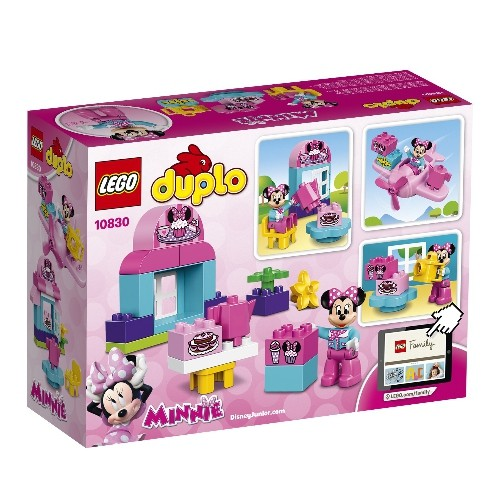 Clubhouse Mouse Caf10830 Preschool L Building Disney Minnie's Mickey Large Block Lego Toy Duplo pqzMSUGV