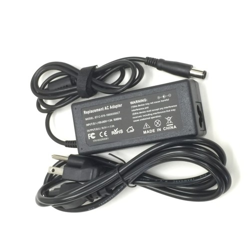 65W AC adapter charger for HP Pavilion DV5 DV5-1100 DV5-1334CA