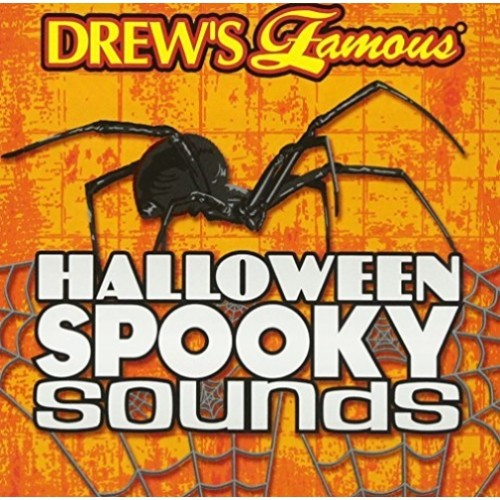 halloween spooky sounds various artists cd music miscellaneous best buy canada