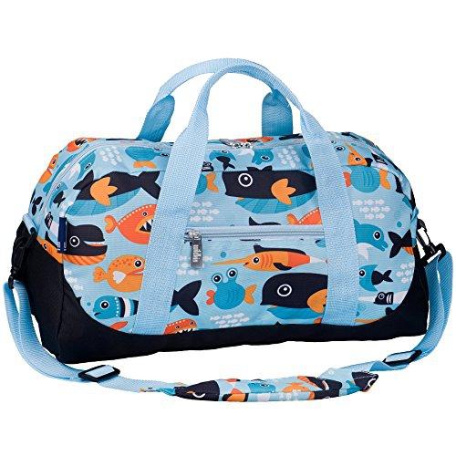 c52492b223 Wildkin Big Fish Overnighter Duffel Bag   Duffle Bags - Best Buy Canada