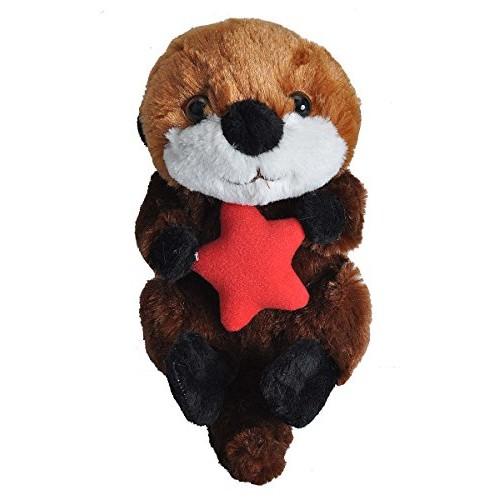 Wild Republic Hug Ems Sea Otter Plush Toy Plush Toys Best Buy Canada