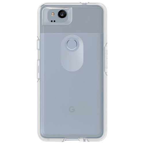 OtterBox Symmetry Fitted Hard Shell Case for Pixel 2 - Clear