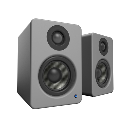 Kanto YU2 Powered Desktop Speakers (Matte Grey)
