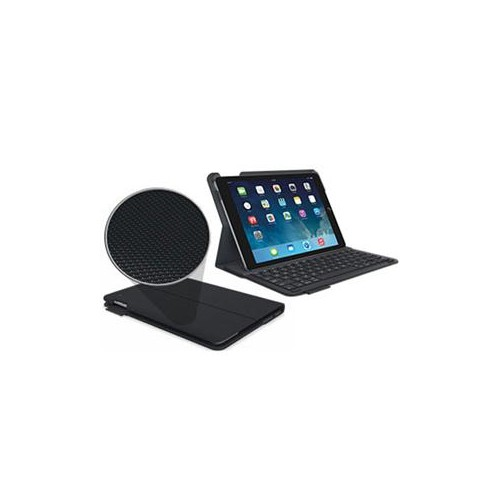 LOGITECH TYPE+ PROTECTIVE CASE WITH INTEGRATED KEYBOARD FOR IPAD AIR CARBON BLACK 920-006909