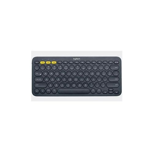 Logitech K380 Multi Device Bluetooth Keyboard Dark Grey 920 007558 Best Buy Canada