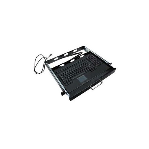 Touchpad Keyboard USB Drawer