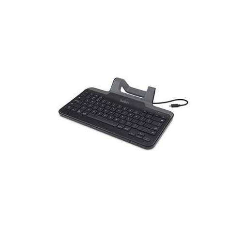 Wired Keyboard with Stand iPad
