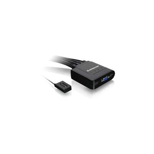 4 Port USB Cable KVM Switch