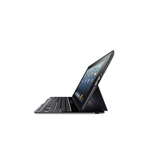 BELKIN QODE ULTIMATE WIRELESS KEYBOARD AND CASE FOR IPAD 2, 3RD GEN AND 4TH GEN WITH RETINA DISPLAY F5L149TTBLK