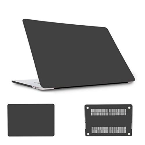 Étui rigide pour Apple MacBook Pro 15 po avec barre tactile, Noir (A1707)