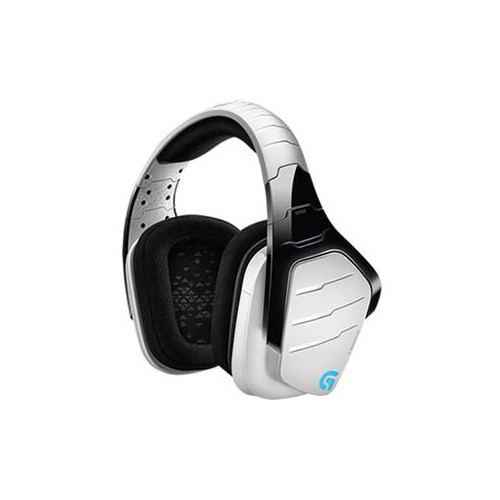 LOGITECH G933 ARTEMIS SPECTRUM SNOW LIMITED EDITION WIRELESS 7.1 VIRTUAL SURROUND SOUND GAMING HEADSET FOR PS4, WINDOWS,