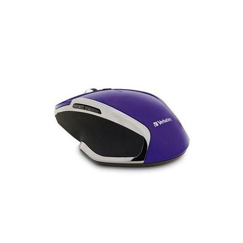 Wrlss Ntbk 6 Bttn Mouse Prpl