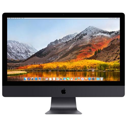 iMac Pro de 27 po d'Apple à processeur 3,2 GHz Xeon W d'Intel (MQ2Y2LL/A) - Anglais