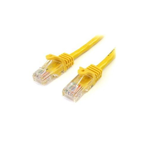 Yellow Axiom Memory Solution,lc Axiom 10ft Cat5e 350mhz Patch Cable Non-booted