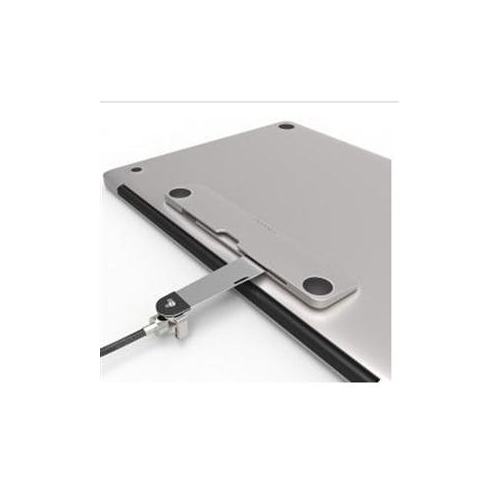 Maclocks Blade Universal Laptop and Tablet Bracket, Silver (BLD01)