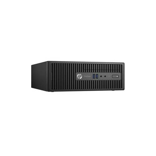 HP INC SMART BUY PRODESK 400 G4 SFF INTEL CORE I5-7500 3.4G 6M 2400 4C 7TH GENERATION 4GB (1X4GB) DDR4-2400 NECC UNB HDD