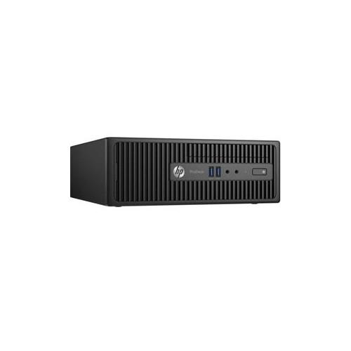 HP DESKTOP COMPUTER PRODESK 400 G4 (1KC06UT#ABA) INTEL CORE I3 6TH GEN 6100 (3.70 GHZ) 4 GB DDR4 500 GB HDD INTEL HD GRA
