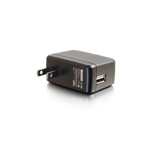 C2G AC TO USB MOBILE DEVICE CHARGER 5V 2A OUTPUT 22335
