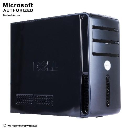Dell Vostro 410 TW, INTEL C2Q 2.4, 4GB RAM , 500GB HDD, DVD, WIFI, WINDOWS 10 -Refurbished
