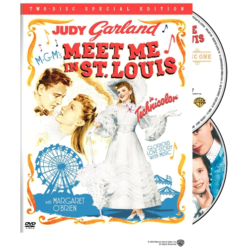 Meet Me in St  Louis 2 Disc Special Edition (DVD)