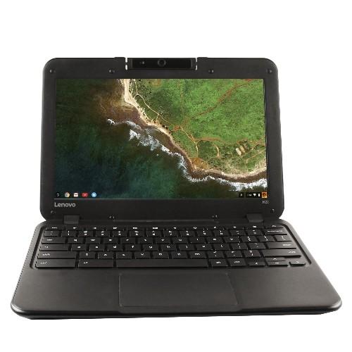"Lenovo Chromebook ThinkPad N22 11.6"" Laptop, Black, INTEL Celeron N3050, 4G RAM, 32G SSD, Bluetooth 4.0, Chrome OS-Refurbished"