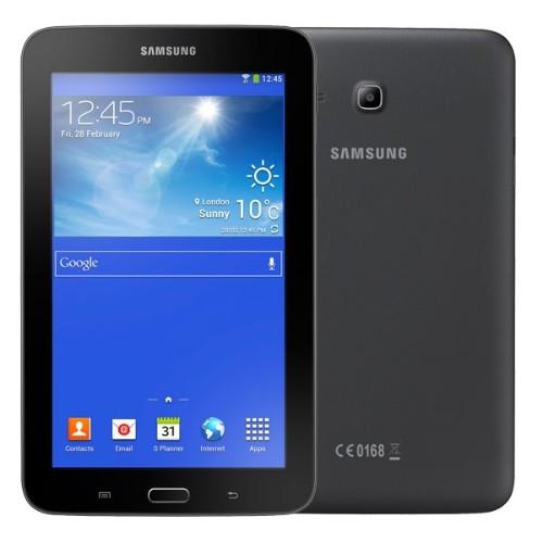 """PRE-OWNED Samsung Galaxy Tab E Lite 7.0"""" 8GB Black Wi-Fi SM-T113NYKAXAC"""