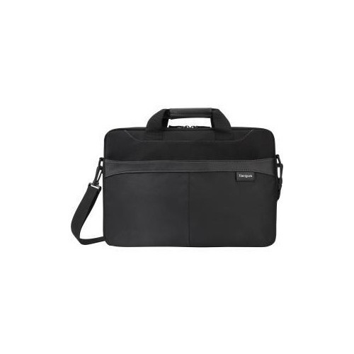 TARGUS BUSINESS CASUAL SLIPCASE FOR 15.6-INCH LAPTOPS, BLACK, TSS898