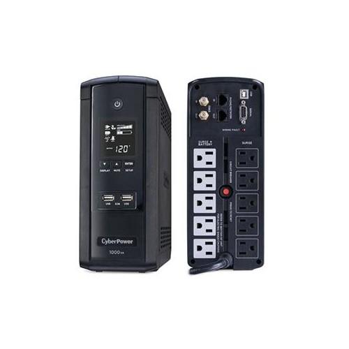 1000VA AVR LCD 120V
