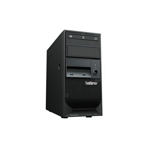 LENOVO THINKSERVER TS150 70UB001WUX 4U TOWER SERVER 1 X INTEL CORE I3 (6TH GEN) I3-6100T DUAL-CORE (2 CORE) 3.20 GHZ 8 G