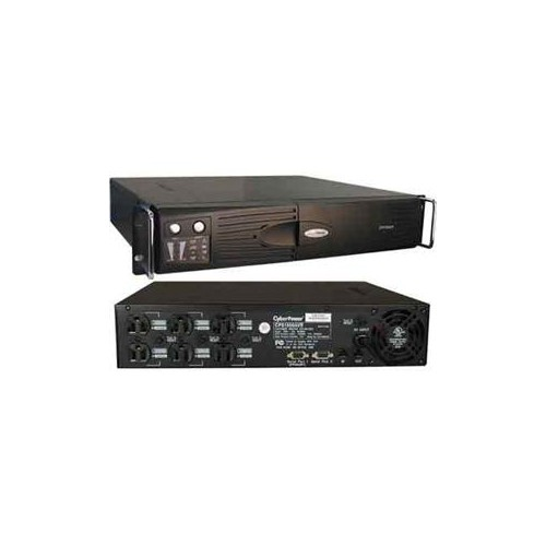 CYBERPOWER RACKMOUNT CPS1500AVR 1500VA 950W 6 X 5-15R BATTERY/SURGE PROTECTED OUTLETS UPS