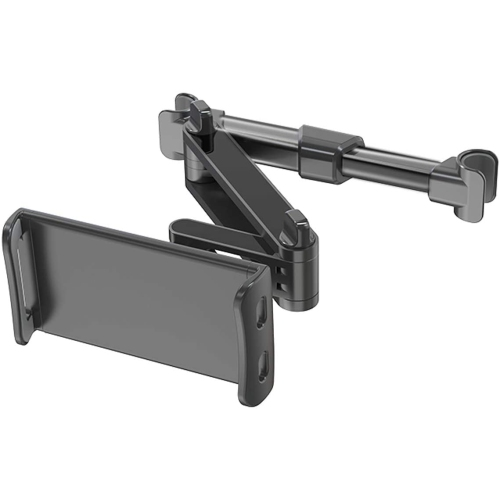 Car Ipad Holder Headrest Mount With 360 Rotating Back Seat For Smartphones Tablets Between 35 90 Inches Tablet IPad Cases