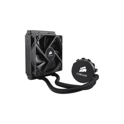 CORSAIR CW-9060010-WW CORSAIR HYDRO SERIES H55 QUIET CPU COOLER 1 X 120 MM 1700 RPM LIQUID COOLER SOCKET AM2