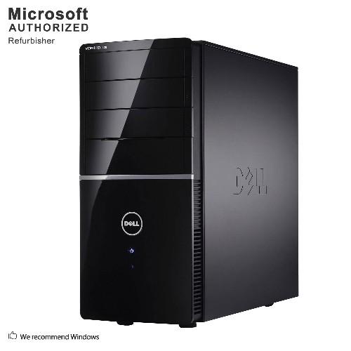 Dell Vostro 420 TW, INTEL C2D 3.33, 4GB RAM , 250GB HDD, DVD, WIFI, WINDOWS 10 -Refurbished