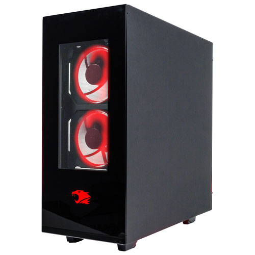 Ordi jeu d'iBUYPOWER (Core i7-8700K Intel/DD 1 To/SSD 240 Go/RAM 16 Go/GeForce GTX 1070 NVIDIA) - An