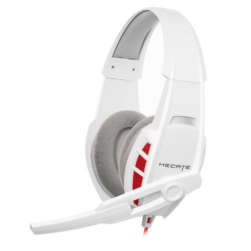Edifier Gammatera G2 Gaming Headset - Hi-fi Professional Gaming Headphones with Mic - White