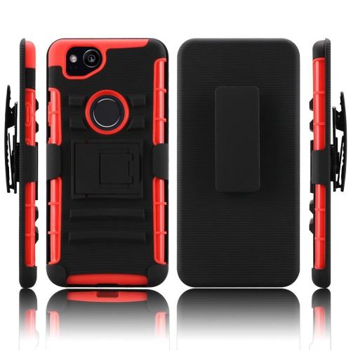 Insten Holster Case - Black;Red