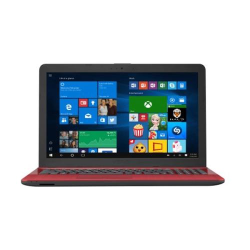 "ASUS 15.6"" Laptop - Red (Celeron N3350/1TB HDD/4GB RAM)"