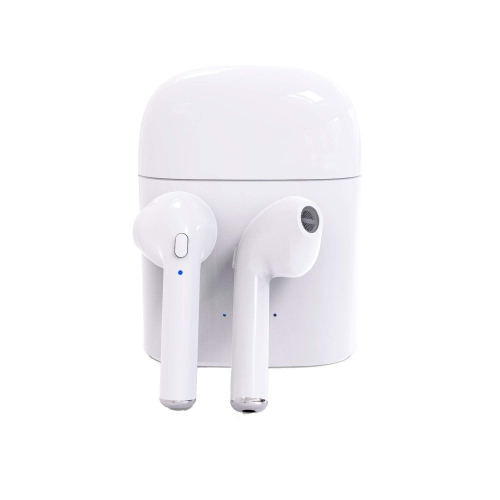 f7a77a74d7901c Generic Wireless Bluetooth Headphones, Stereo with Charging Case-White    Best Buy Canada