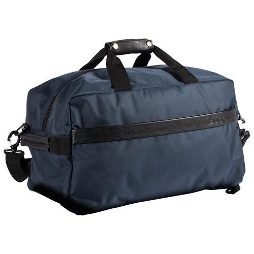 Bugatti Convertible Polyester Duffle Bag - Blue (DUF626)   Duffle Bags -  Best Buy Canada 1debc256589f