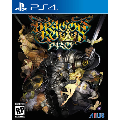 Dragon's Crown Pro: Battle-Hardened Edition (PS4)
