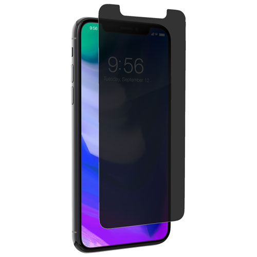 meet b0ca3 feda8 ZAGG InvisibleShield Privacy Glass+ Screen Protector for iPhone X - Privacy